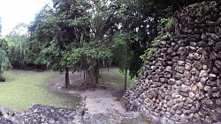 Picture from track Chacchoben Ruins, Costa Maya, Mexiko