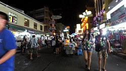 Picture from track Khao San Road at night
